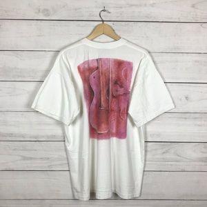 """Vintage 1990s Hard Rock Cafe """"Conzumel"""" T-Shirt"""